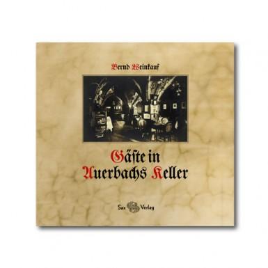 Auerbachs Keller Gästebuch