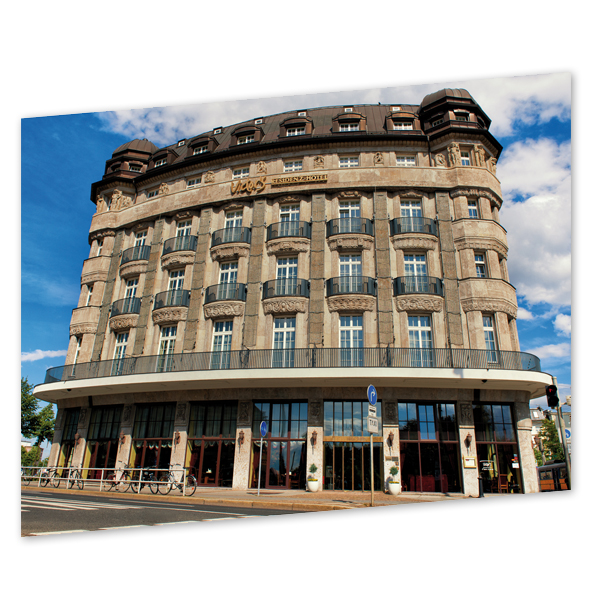 Mittagstisch & Victor´s Residenz-Hotel