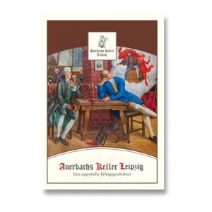 DVD Auerbachs Keller Leipzig Titel 2016