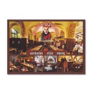 Postkarte - Ein höllisches Vergnügen 1