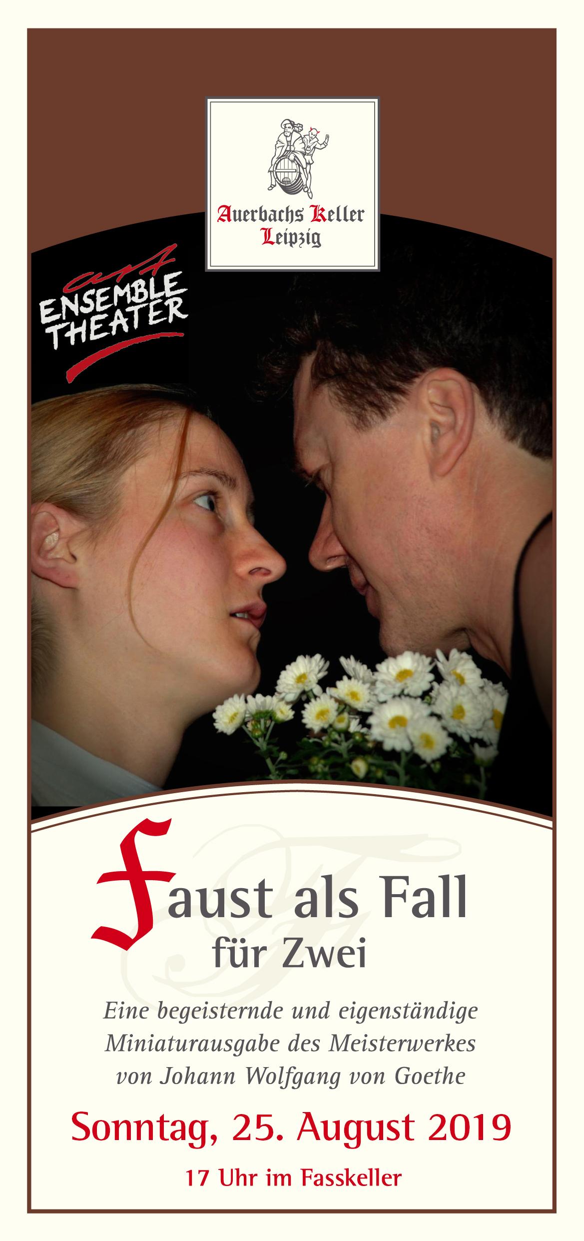 art Ensemble Theater | Faust als Fall für Zwei