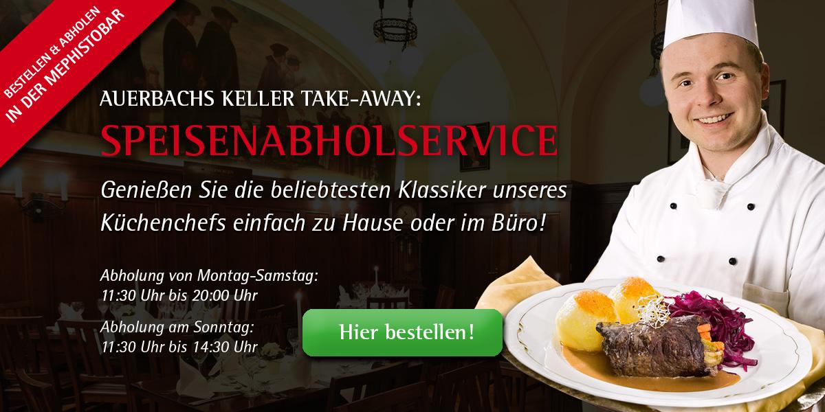 Speisenabholservice